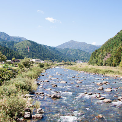 清流長良川